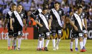 Jugadores de Puebla se lamentan tras perder contra Racing