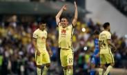 Paul Aguilar festeja tras el título de Concachampions