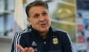 Gerardo Martino charlando de la Copa América Centenario