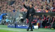 Cholo Simeone, eufórico contra el Bayern