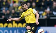 Hummels da pase en juego con Borussia Dortmund