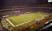 Estadio Azteca, durante el juego de la NFL en 2005