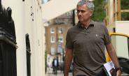 José Mourinho fue visto en las calles de Inglaterra