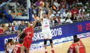 Vassallo manda un tiro en la Final del Centrobasquet