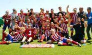 Atlético Féminas festeja con Kenti Robles en sus filas