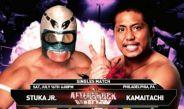 Stuka Jr. enfrentará a Kamaitachi en ROH