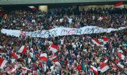 La afición de Chivas durante el juego entre Club Guadalajara y Monterrey