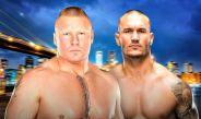 Randy Orton y Brock Lesnar se enfrentarán en el SummerSlam