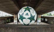 Así luce el nuevo balón de la Champions League