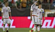 Jugadores del Tri se lamentan en la Copa América Centenario