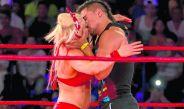 Garza Jr.  en beso a Taya