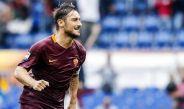 Francesco Totti en celebración de gol