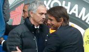 Mourinho reclama a Conte tras el final del partido