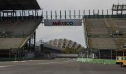 Vista del Autódromo Hermanos Rodríguez