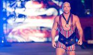 Kurt Angle será inducido al Salón de la Fama