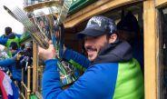 Hércules toma el trofeo de campeón de la MLS con Seattle