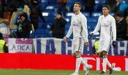 Cristiano Ronaldo tras la derrota contra Celta