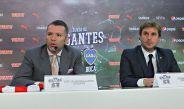 Higuera y Lucas Labbad anuncian 'Duelo de Gigantes'