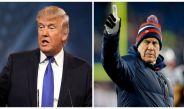 Donald Trump y Bill Belichick, ejemplos a seguir