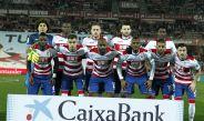 Cuadro titular del Granada con 11 diferentes nacionalidades