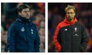 Mauricio Pochettino, DT del Tottenham | Jürgen Klopp estratega del Liverpool
