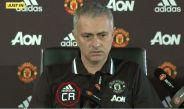 Mourinho homenajea a Ranieri en conferencia de prensa