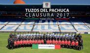 Pachuca posa en la foto del Clausura 2017