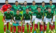 El último cuadro titular de la Selección Nacional en la cancha del Azteca