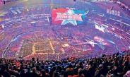Miles de aficionados disfrutan de Wrestlemania