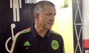 Osorio, rapado tras salir del vestidor