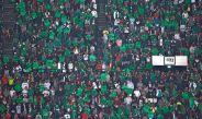 Aficionados de México, previo al duelo contra Costa Rica