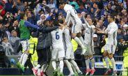 Real Madrid festeja triunfo frente al Valencia