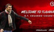 Así le dio la bienvenida el Tijuana a Eduardo Coudet