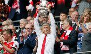 Wenger levanta el título de FA Cup tras vencer al Chelsea