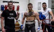 McGregor muestra su físico a través de redes sociales