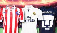 Camisetas de futbol que puedes adquirir en Netshoes
