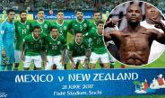 Selección de México, en Rusia   Mayweather, en un pesaje