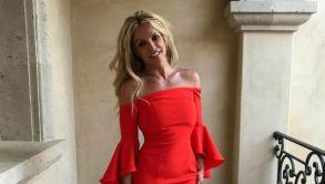 Britney Spears posa muy feliz en una foto para sus redes sociales