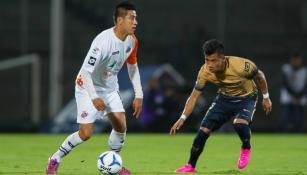 Moreno intenta superar la marca rival
