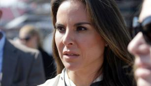 Kate del Castillo en un evento