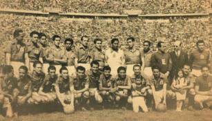 Jugadores de León en la temporada 1948-1949