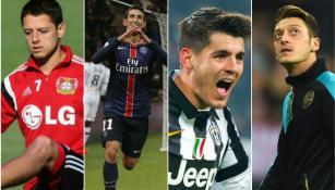 Algunos de los hombres que han brillado lejos de Madrid