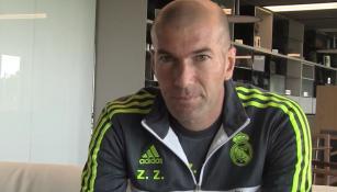 Zizou recibió a RÉCORD en las oficinas del Real Madrid