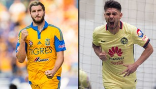 Gignac y Oribe, los goleadores de la Final