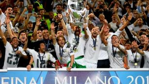 RM celebra título de Champions