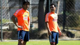 De Nigris y Bravo entrenan con Chivas en 2014