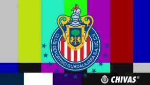 Uno de los logos de Chivas TV