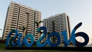Así luce la Villa Olímpica de Río