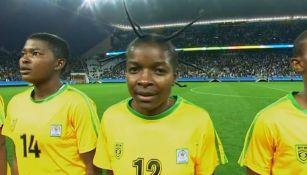 Marjory Nyaumwe, seleccionada de Zimbabwe