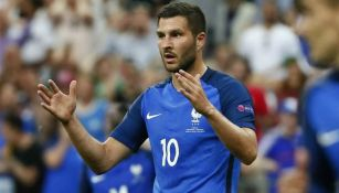 Gignac lamenta su falla en la Final de la Eurocopa